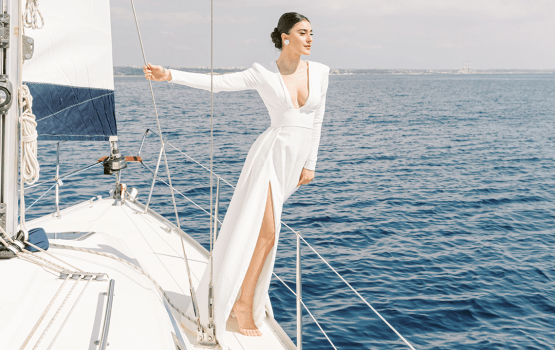 Greek Sailboat Elopement Inspiration (As If You Needed Any!)