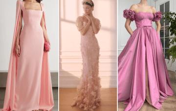 30 Pink Wedding Dresses For The Color-Loving Bride