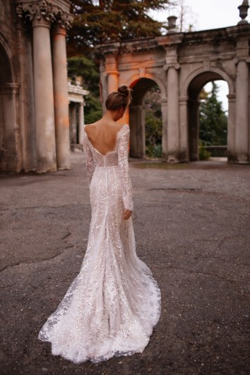 Ultra-Stylish New Wedding Dresses By Mila Bridal (For Under 1000) – Andreatta Dress – Bridal Musings 1
