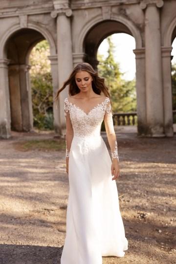 Ultra-Stylish New Wedding Dresses By Mila Bridal (For Under 1000) – Bonita Dress – Bridal Musings 2