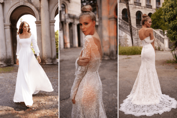 Ultra-Stylish New Wedding Dresses By Mila Bridal For Under 1000 – Bridal Musings