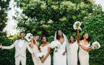 How To Do A Mixed-Gender Bridal Party Right