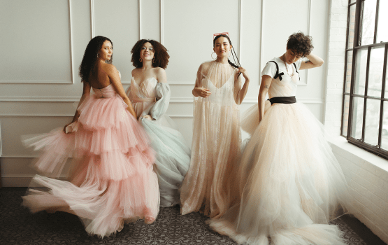 Portland Provides Cool & Colorful Wedding Inspiration For The Anti-Bride