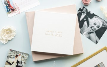 Top Tips & Ideas For Creating The Perfect Wedding Photo Album