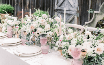 Garden Weddings Are In! This Editorial Shows How To Effortlessly Style Your Space…
