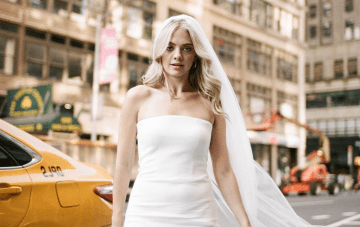 We're Live From New York Bridal Fashion Week!