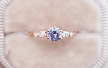 Why We Love Sapphire Engagement Rings (& So Will Your Fiancé)