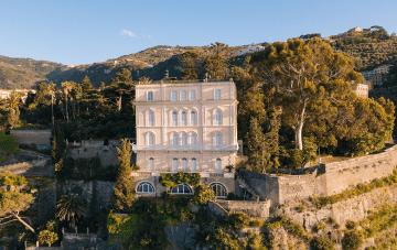 The Sexiest Wedding Inspiration From The Amalfi Coast's Villa Astor