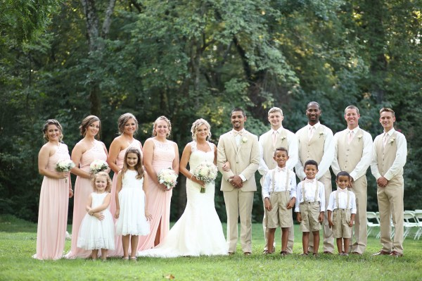 Tennessee Real Wedding