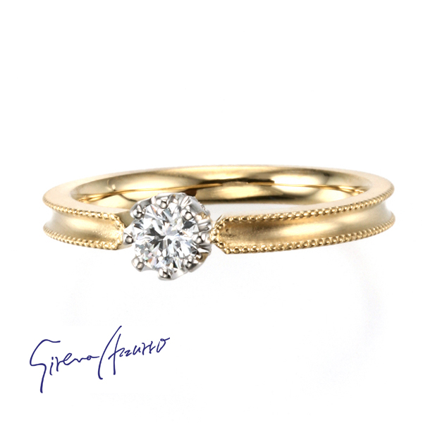 セイレーンアズーロ,婚約指輪,エンゲージリング,ブライダル,富士,沼津,御殿場,富士宮