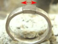 指輪サイズ直し 【6か月無料】