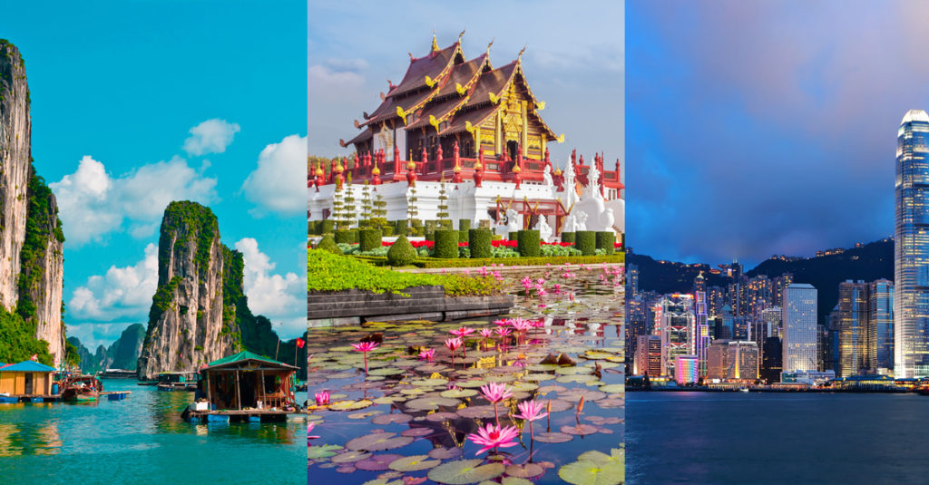 Asia Honeymoon   Bride and Breakfast We ve got just the thing to help with all your honeymoon planning   check out  these visa free countries in Asia where