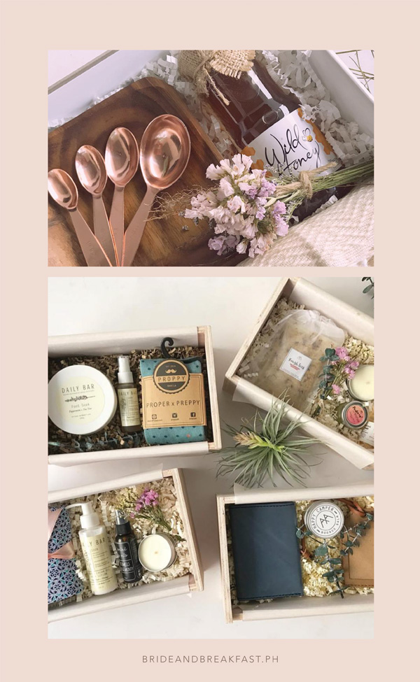 Local Gifts For Principal Sponsors Philippines Wedding Blog