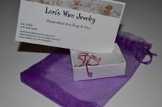 Lori's Wire Jewelry