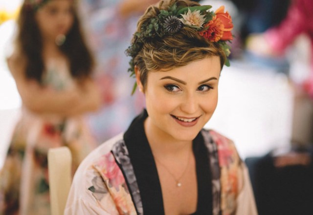 beauty infinity | wedding beauty, hair and make-up | bridebook