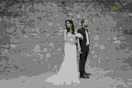 Elegant Vintage Γάμος στη Λευκωσία