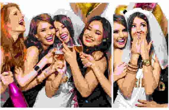 Ένα Διασκεδαστικό Παιχνίδι για το Bachelorette Party σου