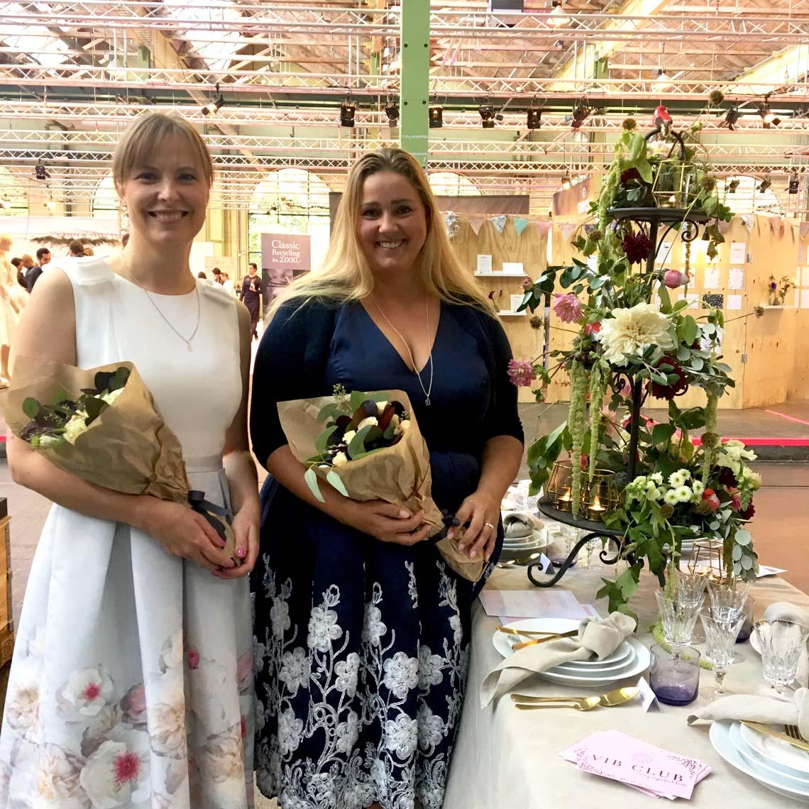 bryllupsmesse i Lokomotivværkstedet