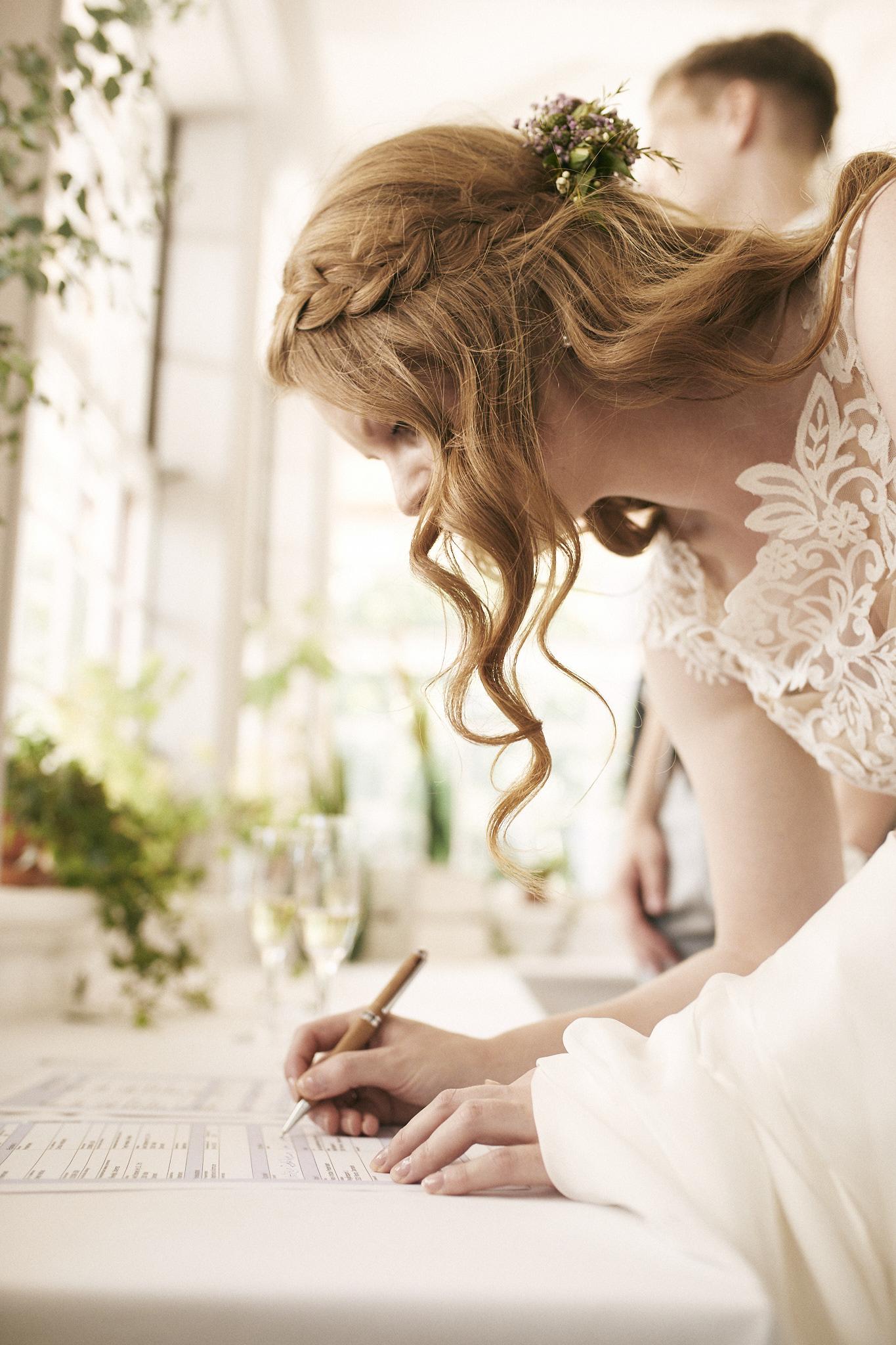 Bridenista Bridal Club - gæstebog