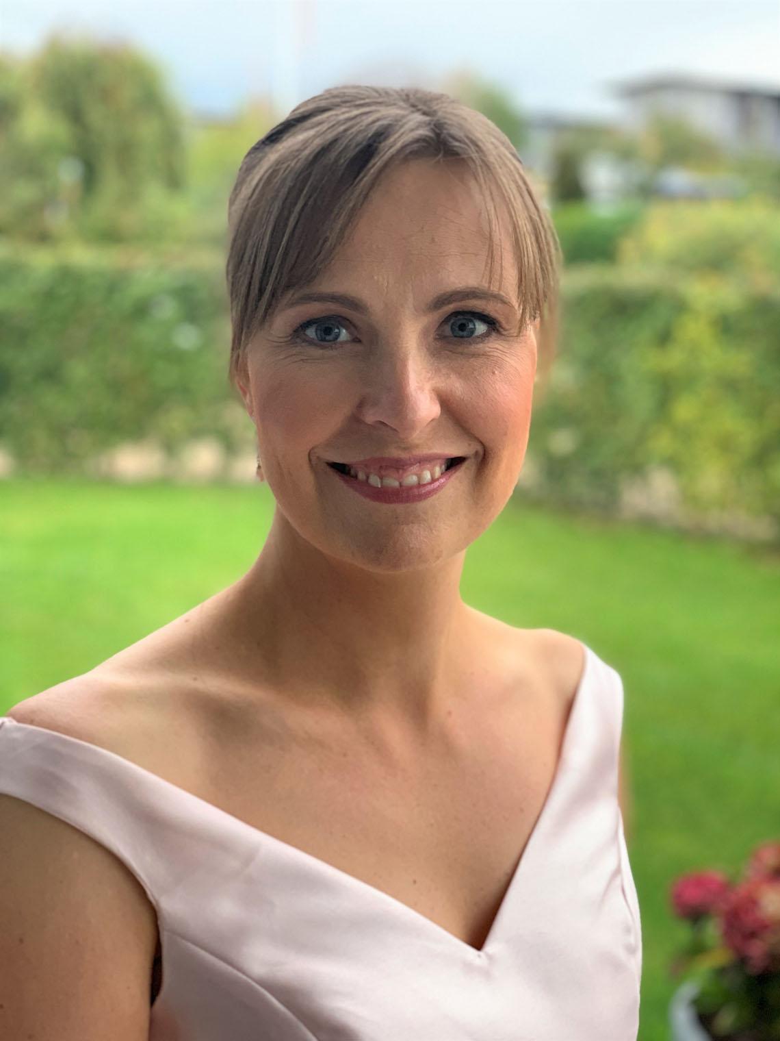 Kamilla Madsen fra Bridenista i Løvens Hule