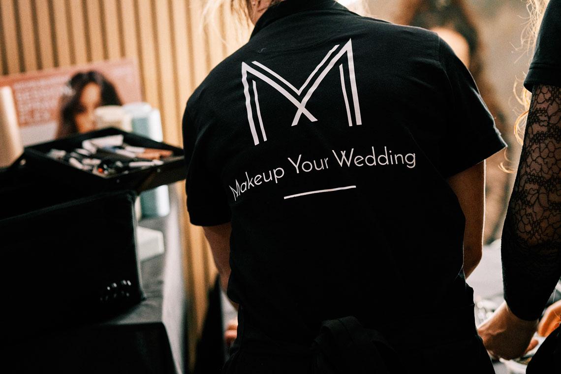 Makeup your wedding styler brude