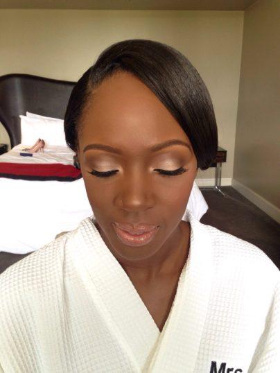 Tobi's Wedding, joy adenuga, black makeup artist london, bridal makeup artist for dark skin london, makeup artist for black skin, black wedding makeup artist london