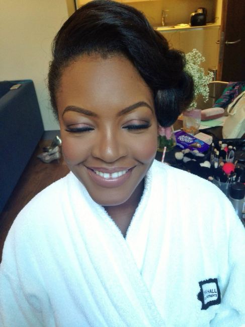 black makeup artist london, makeup artist for black skin, wedding makeup artist for dark skin, nigerian bride, bridal black makeup artist, joy adenuga, black bridal blog uk, natural makeup for black brides, nude lips for black brides