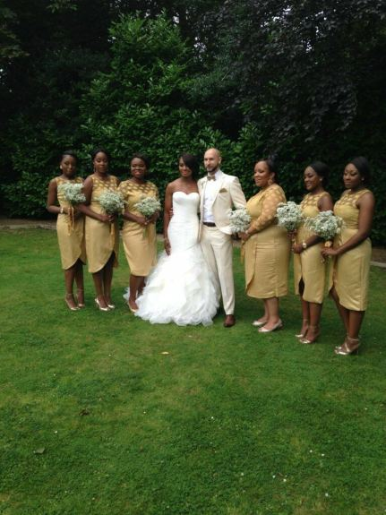 Nkem's Wedding, london makeup artist for black skin, black makeup artist london, wedding makeup artist for dark skin, black bridal blog