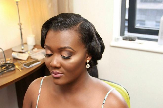 Yvonne's Wedding, black makeup artist london, london makeup artist for black skin, joy adenuga, wedding makeup artist for dark skin, black bridal makeup artist london, black bridal blog