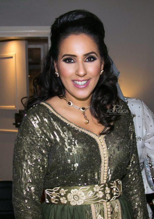 A Moroccan Affair, Moroccan Wedding, London makeup artist moroccan wedding, joy adenuga, moroccan makeup artist