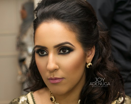 A Moroccan Affair, Moroccan Wedding, London makeup artist moroccan wedding, joy adenuga, moroccan makeup artist