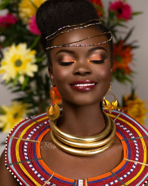 International Bridal Inspiration, joy adenuga, black makeup artist london, london makeup artist for black skin, south african bride, kenyan bride, black bridal blog, nigerian makeup artist london.
