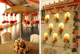 Spice up your wedding décor with Umbrellas.