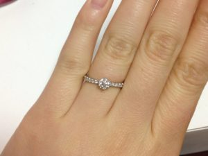 モニッケンダムの婚約指輪