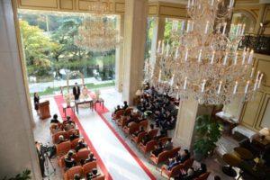 リーガロイヤルホテル東京結婚式