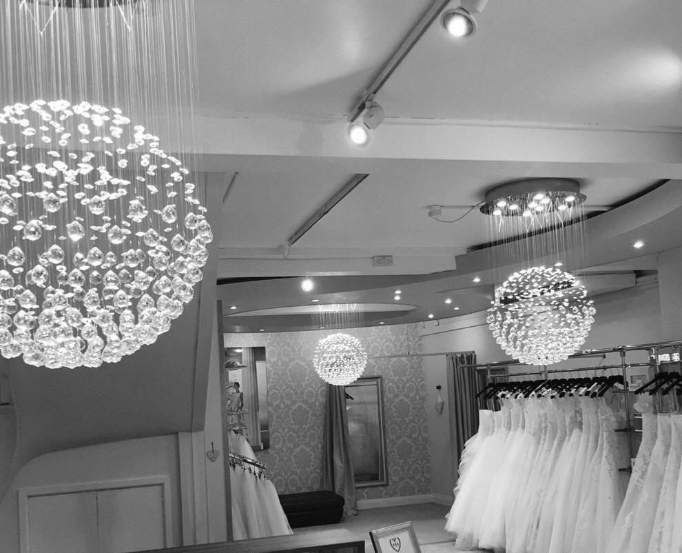 Brides of Chetser new showroom