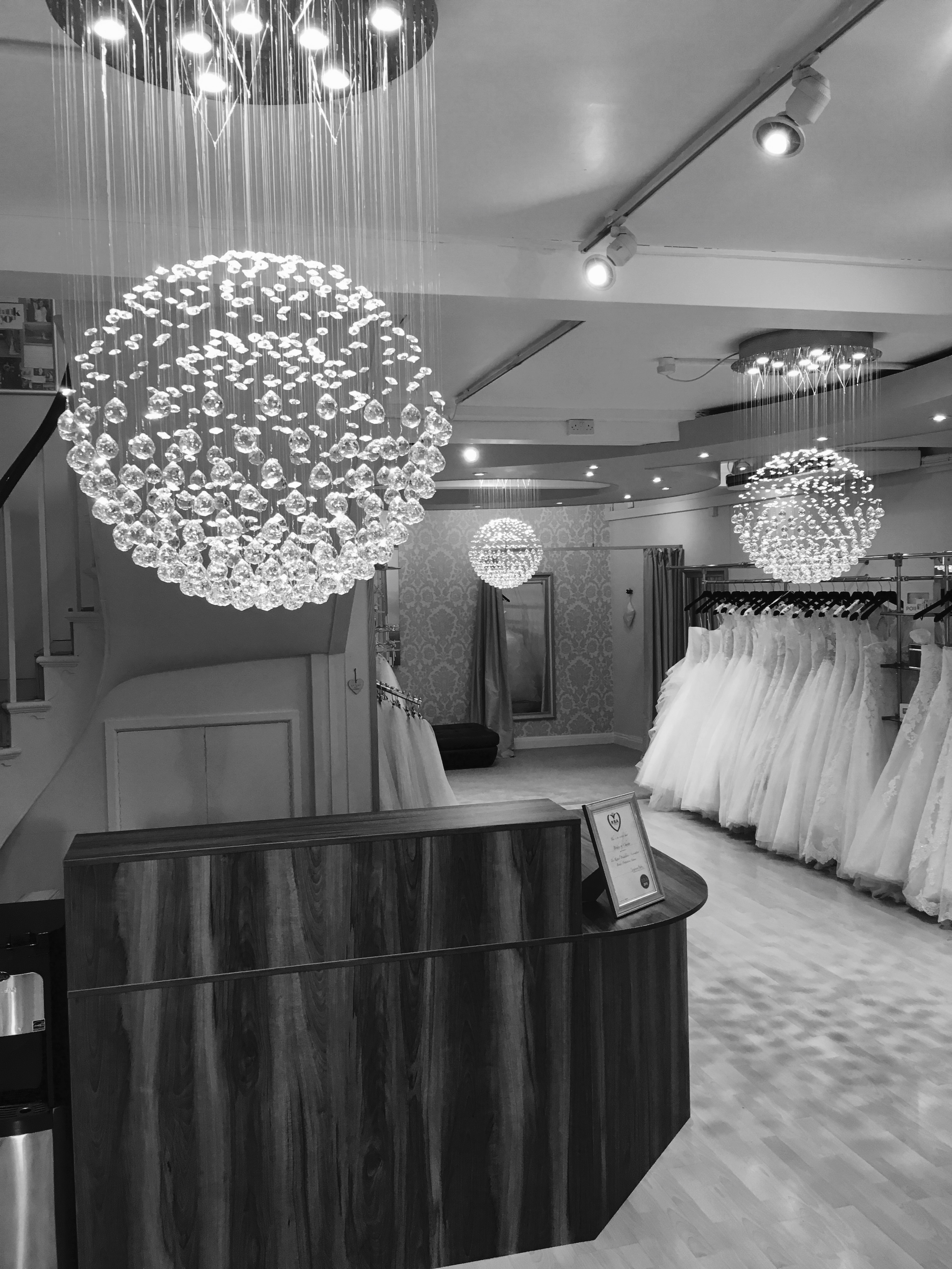 Our Bridal Boutique in Chester, Cheshire