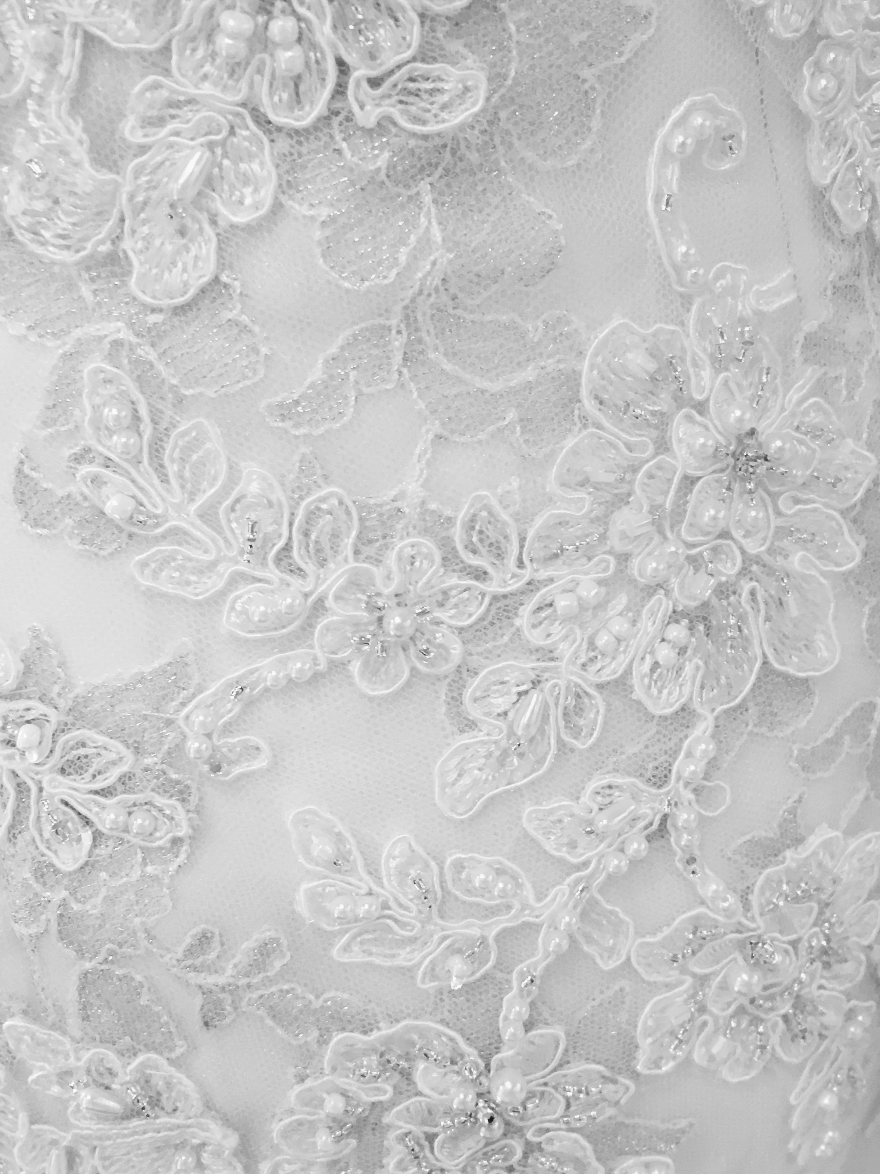 Bridal Gown Material