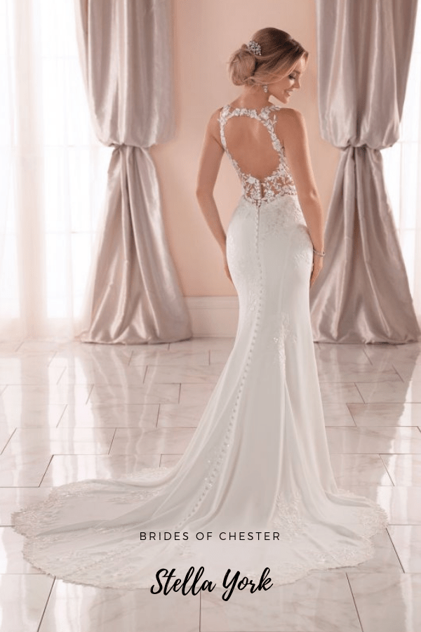 Brides of Chester introduces Stella York 6916 Wedding Dress
