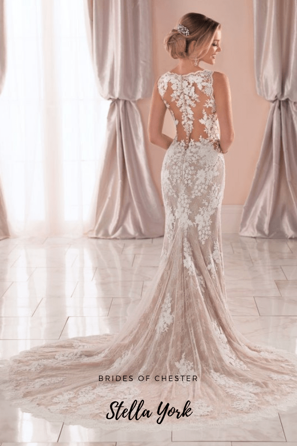 Brides of Chester introduces Stella York 6933
