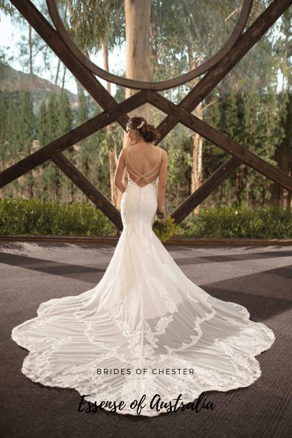 Brides of Chester introduces Essense D2835 Wedding Dress