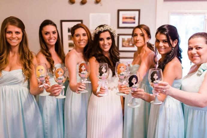 bridesmaid gift