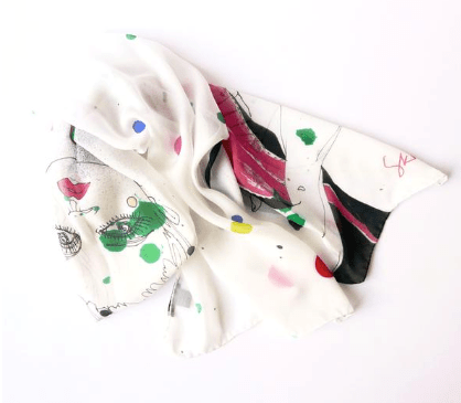 Gift your bridesmaids Maria Cardelli's Scarves