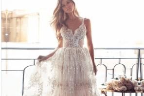 Top 3 designer wedding dresses for 2017