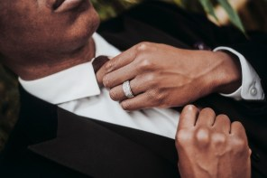 Different Metals Used For Men's Wedding Rings