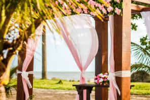 All The Wonders Of A Beach Wedding