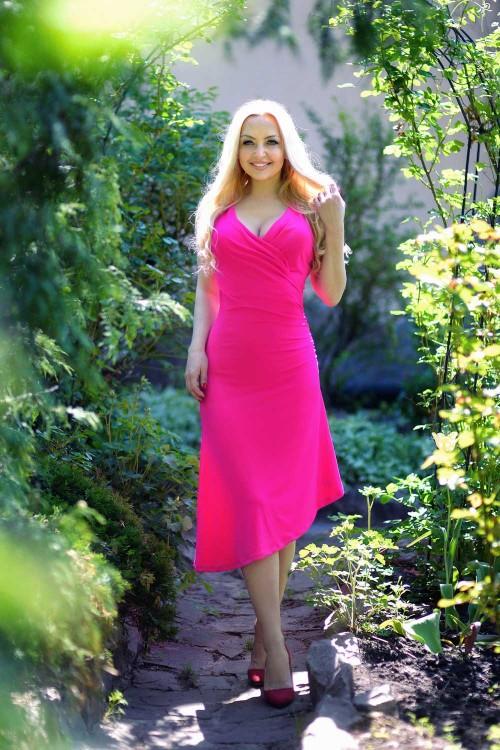 Natalia rencontre femme ukraine parlant francais