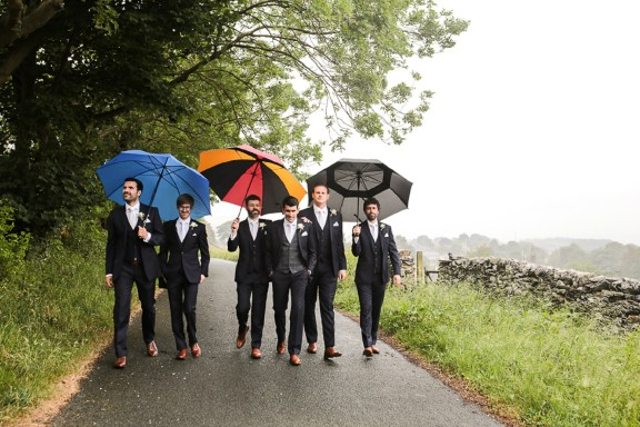 A Rural Wedding in Yorkshire (c) Anoif Photography (19)