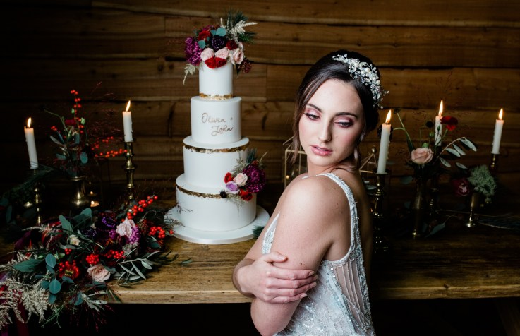A Festive Wedding Shoot at Stock Farm (c) Katy Jordan Photography (26)