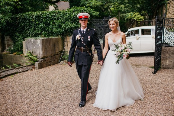 A Pretty Wedding at Hooton Pagnell Hall (c) John Hope Photography (40)